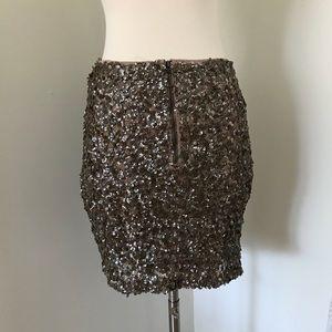 Free People Embellished Skirt